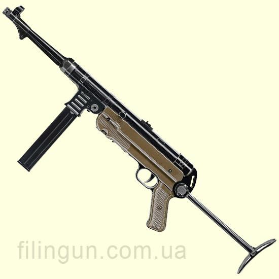 Пневматичний пістолет-кулемет Umarex Legends MP German