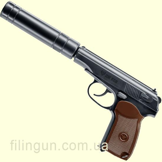 Пневматический пистолет Umarex Legends PM KGB