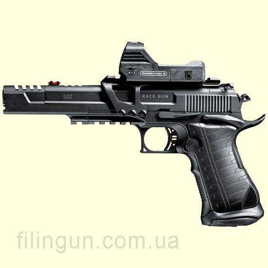 Пневматический пистолет Umarex UX Racegun Kit