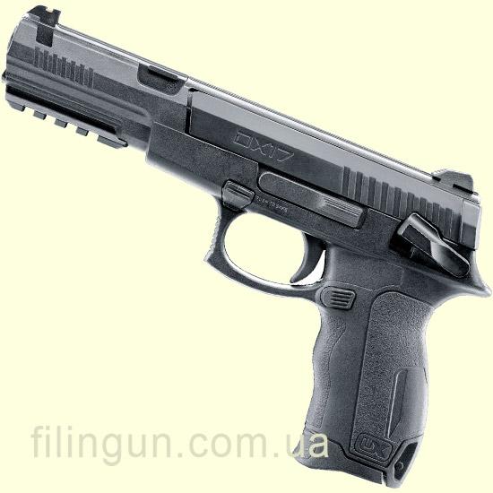 Пистолет пневматический Umarex UX DX17