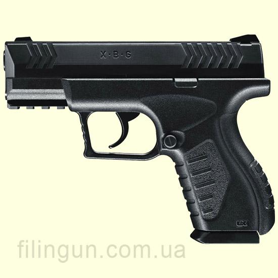 Пневматический пистолет Umarex UX XBG