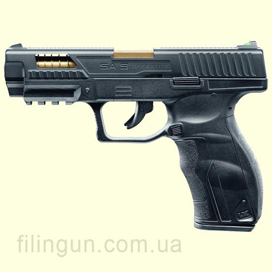 Пневматический пистолет Umarex UX SA9 Operator Edition