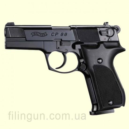 Пневматический пистолет Walther CP88 - фото