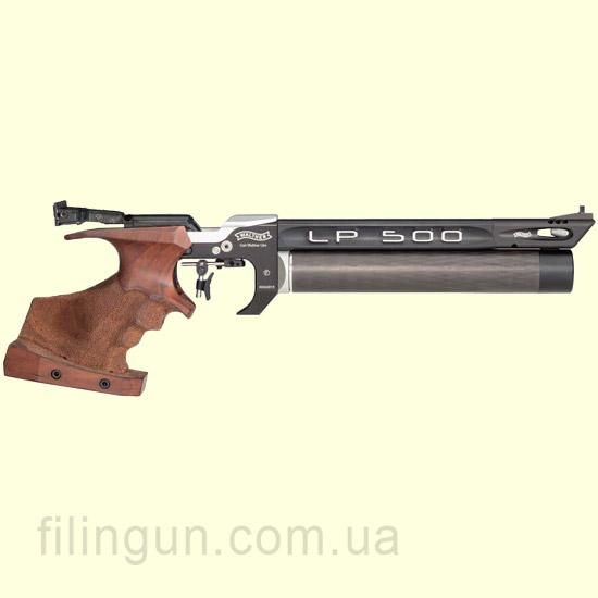 Пневматический пистолет Walther LP500 COMPETITION M-Trigger