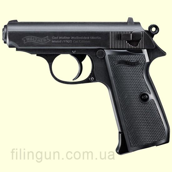 Пневматический пистолет Walther Mod. PPK/S