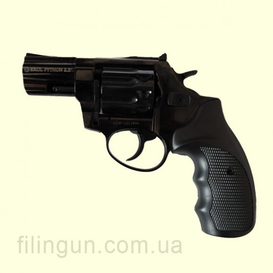 "Револьвер під патрон Флобера Ekol Python 2,5"" Black"