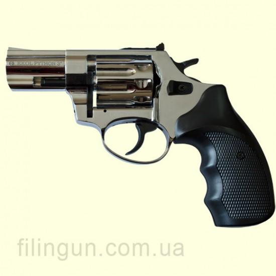 "Револьвер под патрон Флобера Ekol Python 3"" Chrome"