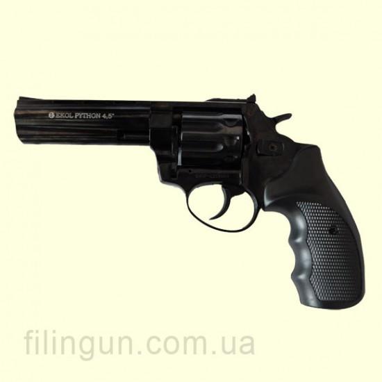 "Револьвер под патрон Флобера Ekol Python 4,5"" Black"