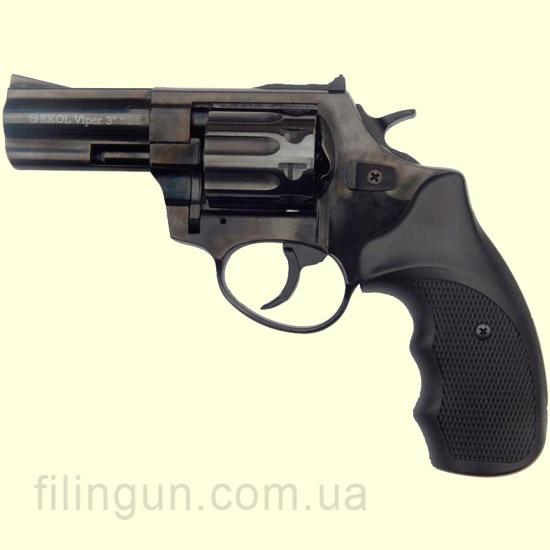 "Револьвер під патрон Флобера Ekol Viper 3"" Black"