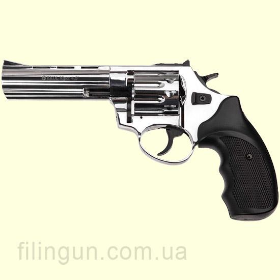 "Револьвер під патрон Флобера Ekol Viper 4,5"" Chrome"
