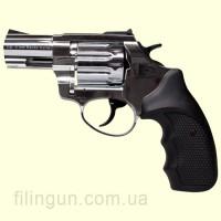 """Револьвер под патрон Флобера Meydan Stalker 2.5"""" никель"""