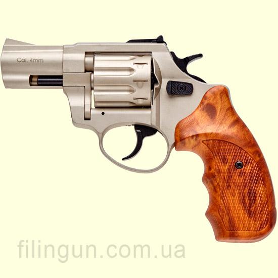 """Револьвер під патрон Флобера Stalker 2,5"""" Satin Brown"""