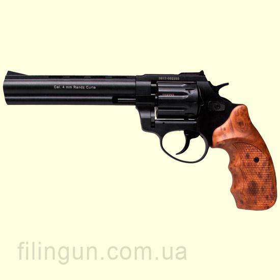 """Револьвер под патрон Флобера Meydan Stalker 6"""" wood"""