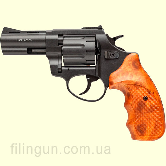 "Револьвер под патрон Флобера Stalker S 3"" Brown"