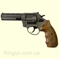 """Револьвер под патрон Флобера Meydan Stalker Titanium 4.5"""" wood"""