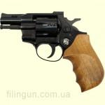 """Револьвер под патрон Флобера Weihrauch Arminius HW4 2.5"""" дерево"""