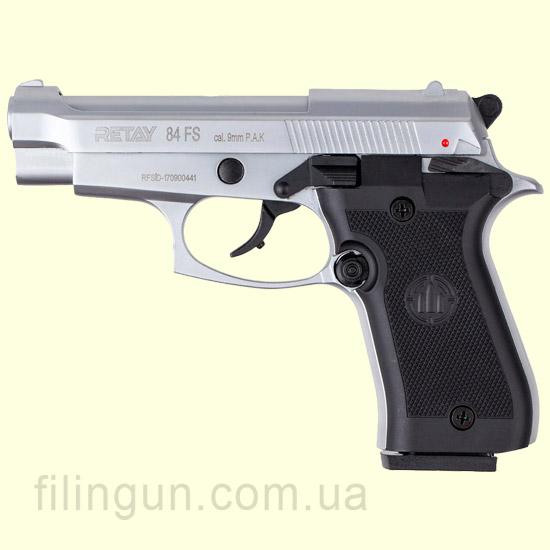 Пістолет стартовий Retay 84FS Chrome