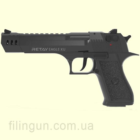 Пистолет стартовый Retay Eagle XU Black