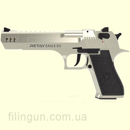Пістолет стартовий Retay Eagle XU Satin - фото