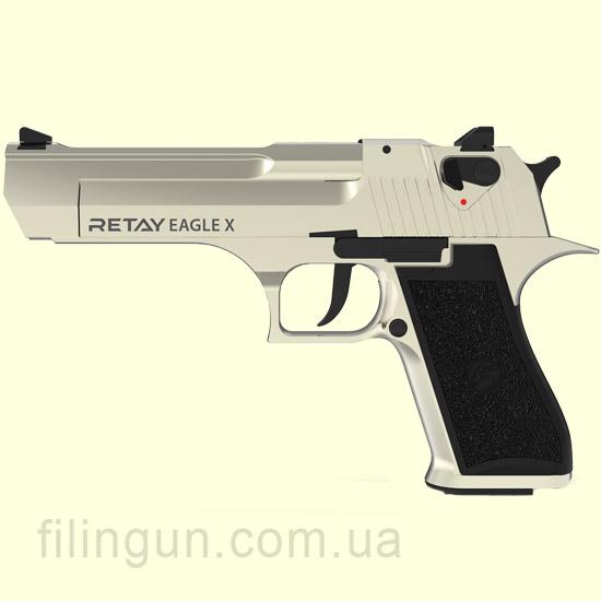 Пістолет стартовий Retay Eagle X Satin