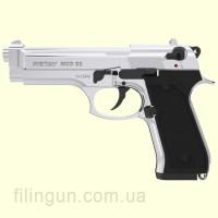 Пистолет стартовый Retay Mod.92 Nickel