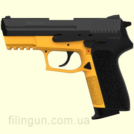 Пістолет стартовий Retay S20 Sand