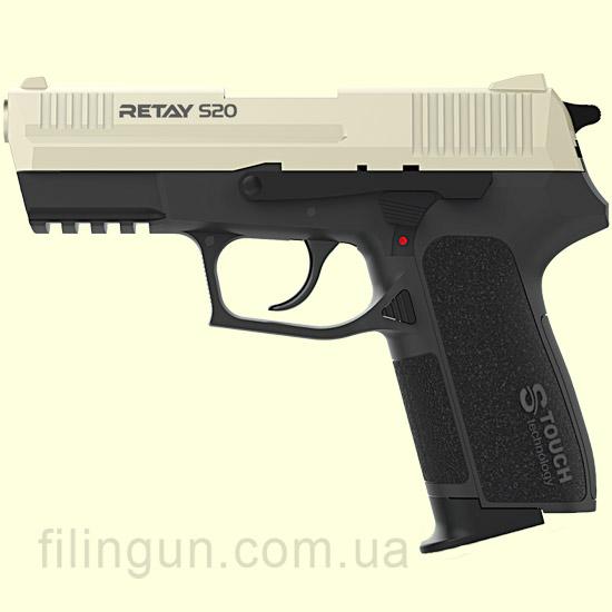 Пістолет стартовий Retay S20 Satin