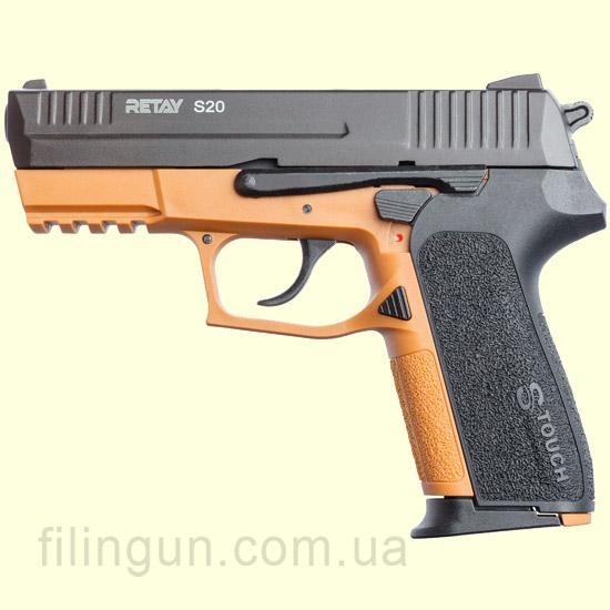 Пістолет стартовий Retay S20 Tan