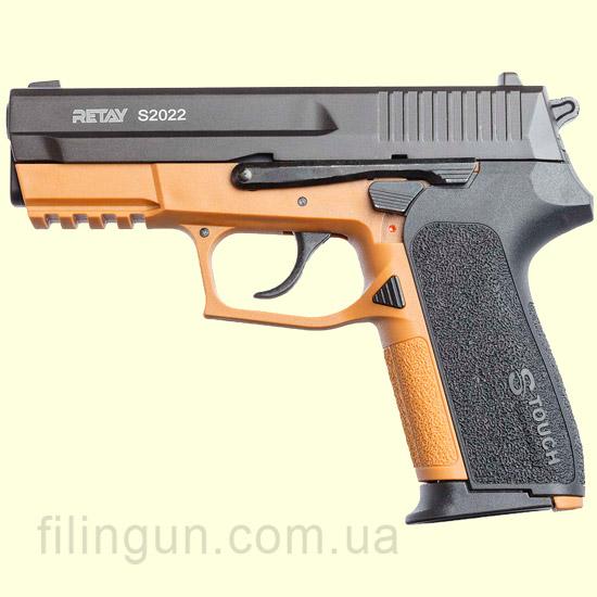Пістолет стартовий Retay S2022 Tan