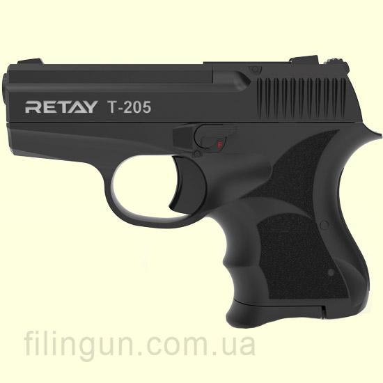 Пістолет стартовий Retay T205 Black