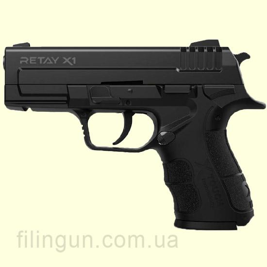 Пістолет стартовий Retay X1 Black