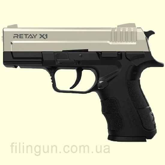 Пістолет стартовий Retay X1 Satin