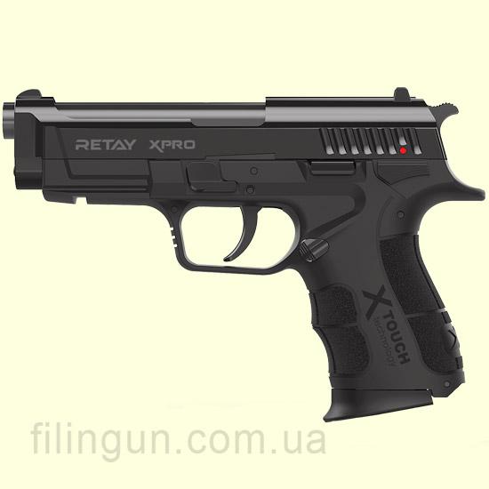 Пистолет стартовый Retay XPro Black - фото