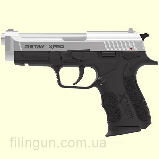Пістолет стартовий Retay XPro Chrome - фото