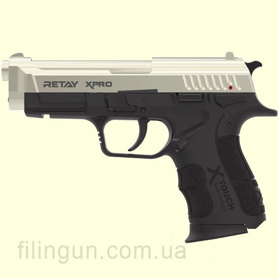 Пистолет стартовый Retay XPro Satin - фото