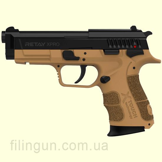 Пистолет стартовый Retay XPro Tan