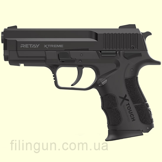 Пистолет стартовый Retay XTreme Black - фото