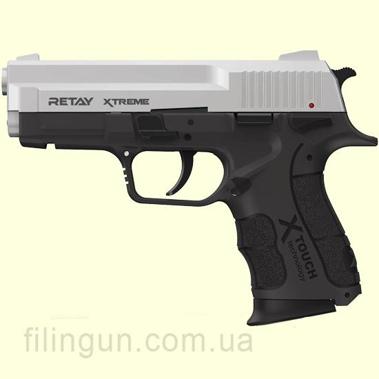 Пистолет стартовый Retay XTreme Chrome - фото