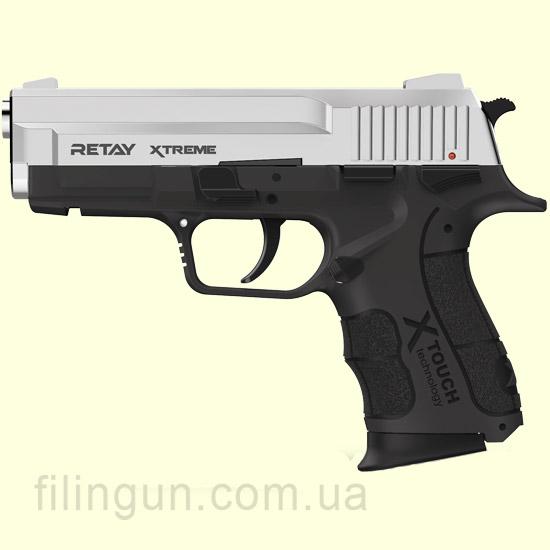 Пістолет стартовий Retay XTreme Nickel - фото