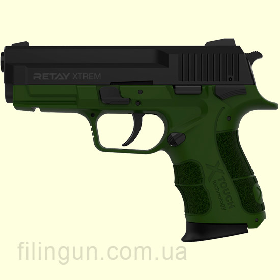 Пистолет стартовый Retay XTreme Olive