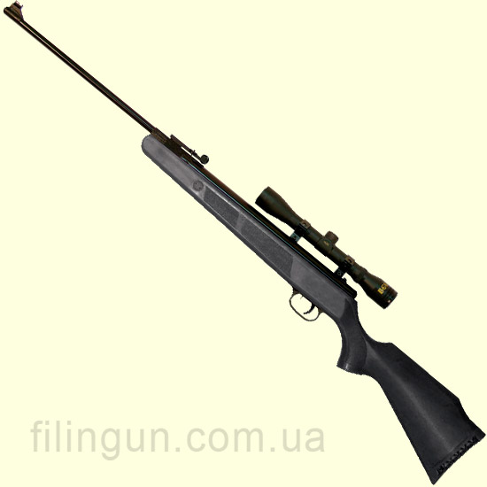 Гвинтівка пневматична Beeman Wolverine (приціл 4x32)