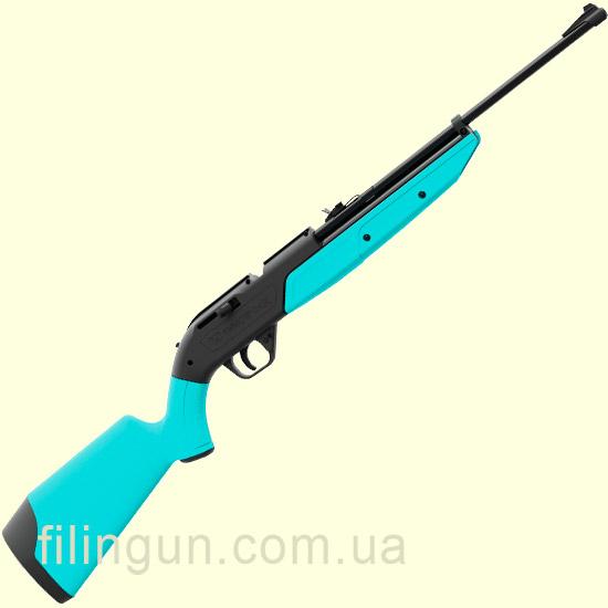 Пневматична гвинтівка Crosman 760 Pumpmaster Light Blue