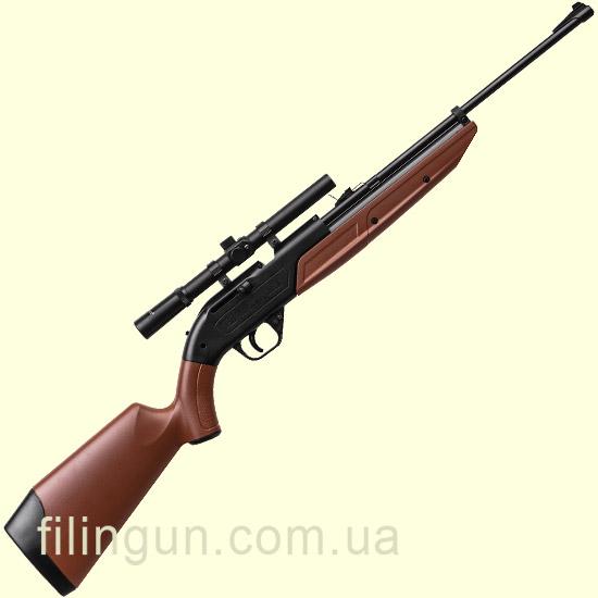 Пневматична гвинтівка Crosman 760 Pumpmaster с прицілом 4х15