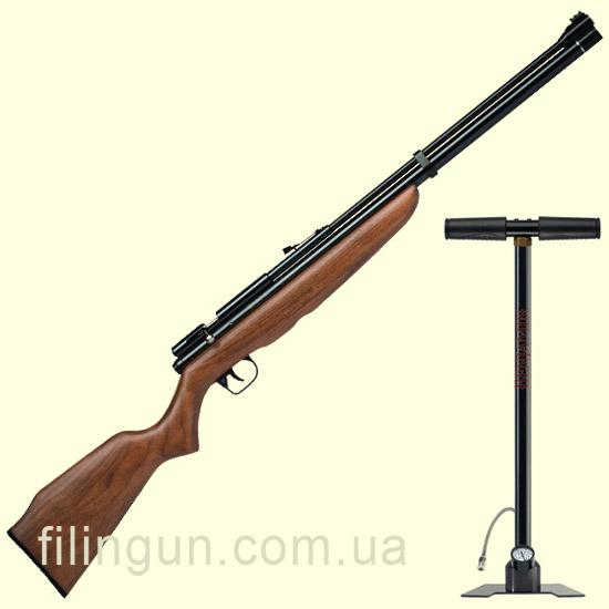 Пневматична гвинтівка Benjamin Discovery з насосом Benjamin