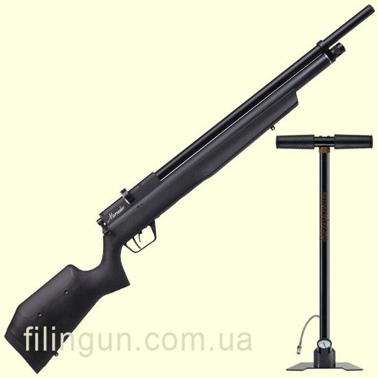 Пневматична гвинтівка Benjamin Marauder Synthetic Stock + насос Benjamin
