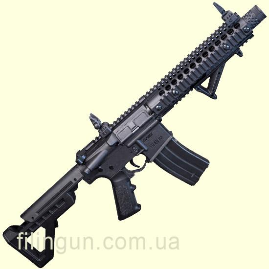 Пневматична гвинтівка Crosman DPMS SBR Full Auto