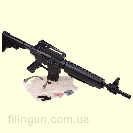 Пневматична гвинтівка Crosman M4-177 Kit