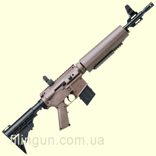 Пневматична гвинтівка Crosman M4-177 Tan