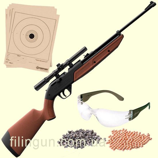 Пневматична гвинтівка Crosman Pumpmaster 760BKT