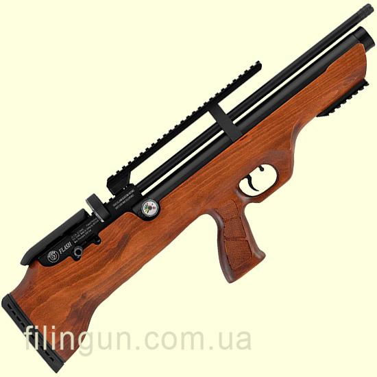 Гвинтівка пневматична PCP Hatsan Flashpup